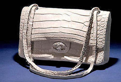 Diamond Forever Classic Handbag 10 Most Expensive Designers Handbags