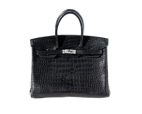 Hermes Matte Crocodile Birkin Bag 10 Most Expensive Designers Handbags