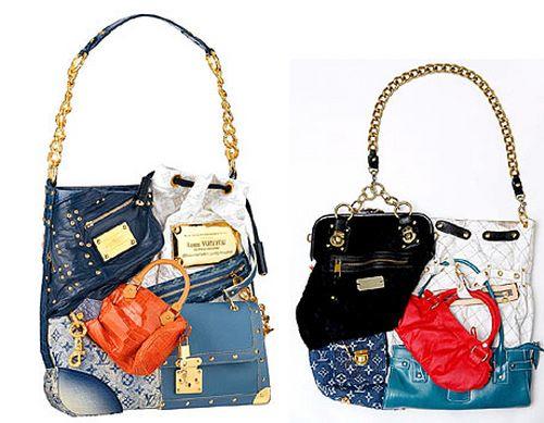 LV Tribute Patchwork Bag 10 Most Expensive Designers Handbags