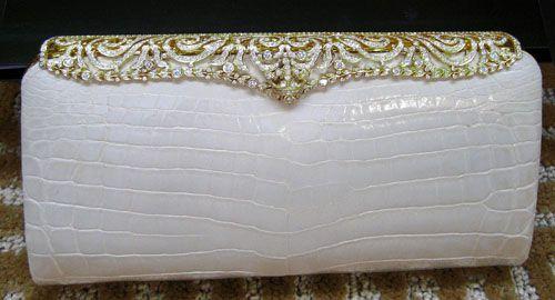 Lana Marks Cleopatra Bag1 10 Most Expensive Designers Handbags
