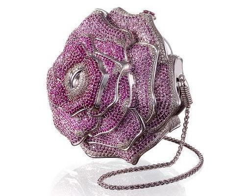 Leiber Precious Rose Bag 10 Most Expensive Designers Handbags