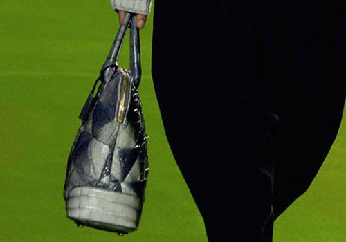 Marc Jacobs Carolyn Crocodile Handbag 10 Most Expensive Designers Handbags