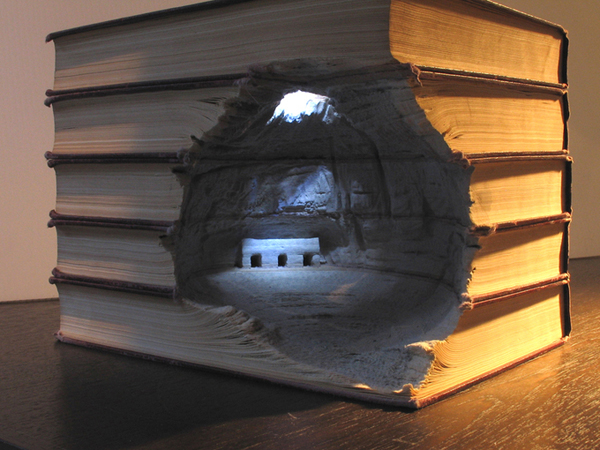 book1 The Art of Book Carving
