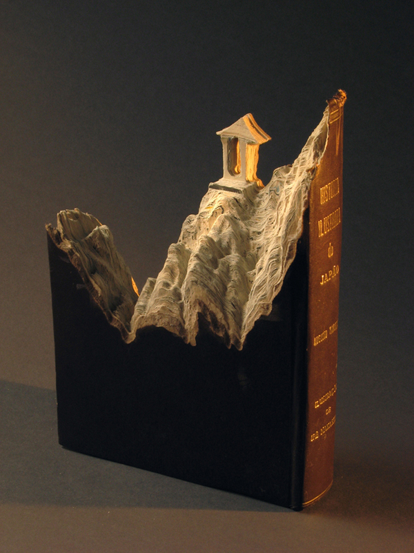 book11 The Art of Book Carving