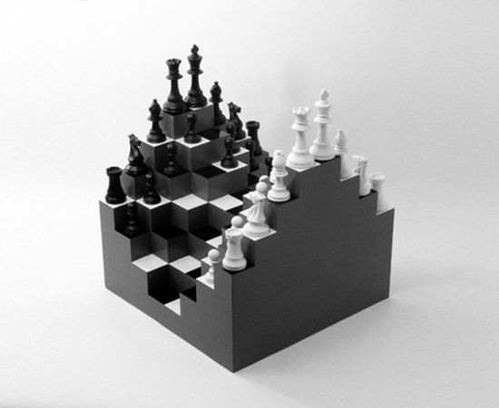 3d Chess Board Game On Incredible Diary By Dr Prem