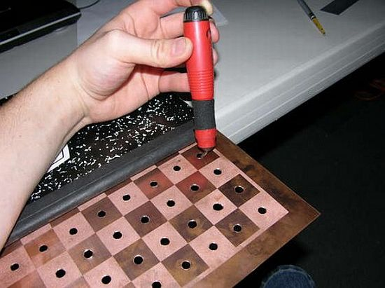 diy led chess set 2 4RUFp 1333