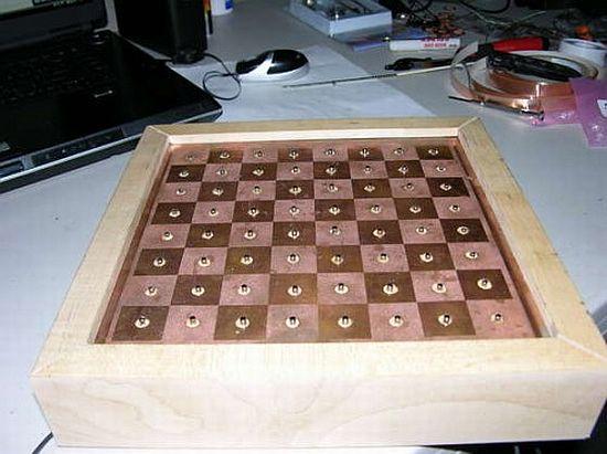 diy led chess set 3 AJijg 1333