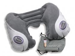 aromatherapy snoozer travel pillow