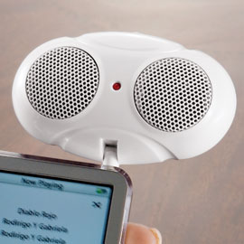 audio bug speaker