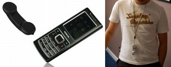 bluetooth mini phone