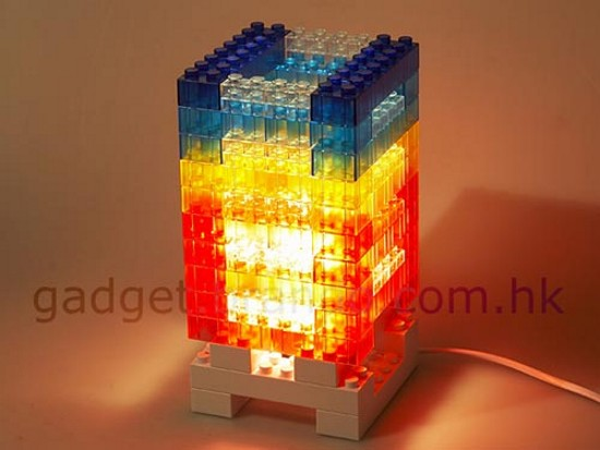 brick light tower