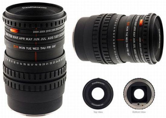 camera lens calender MovUx 6648