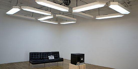 ceiling clock s3N6V 6648