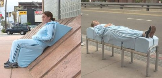 clothes that helps you rest anywhere in the city 2