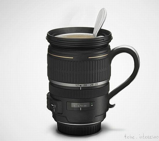 coffee mug cum lens DUPNB 59