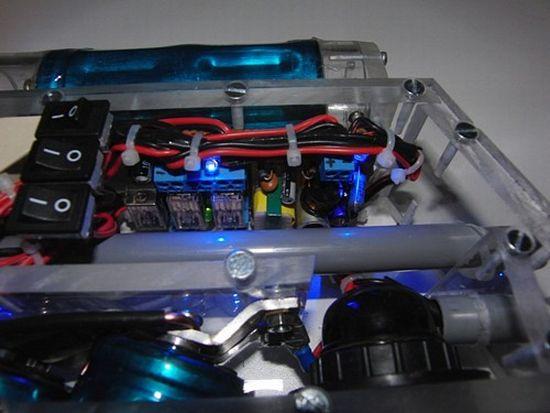coil gun 3