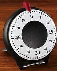 collapsible timer