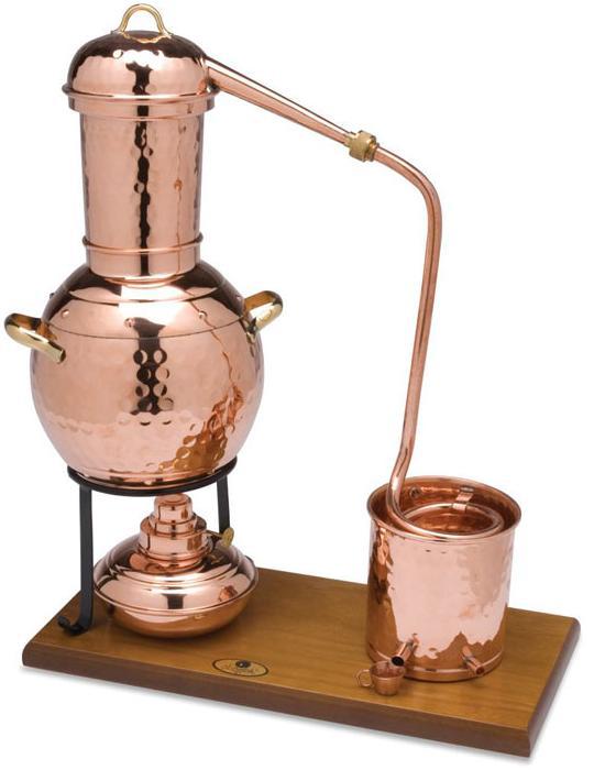 Copper Alembic Perfume...