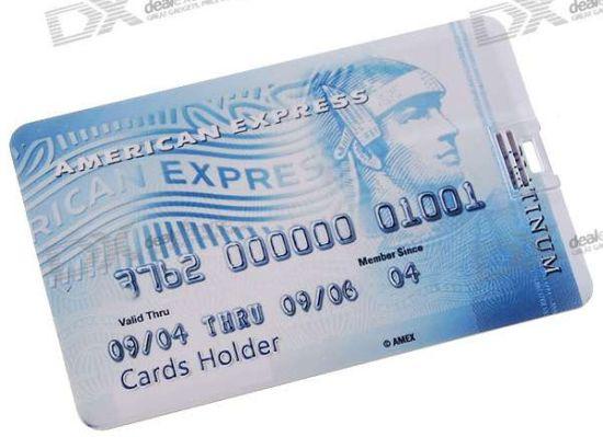 credit card usb flash drives 4