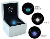 crystal fuze necklace