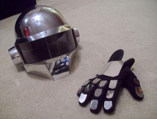 daft punk helmet 3