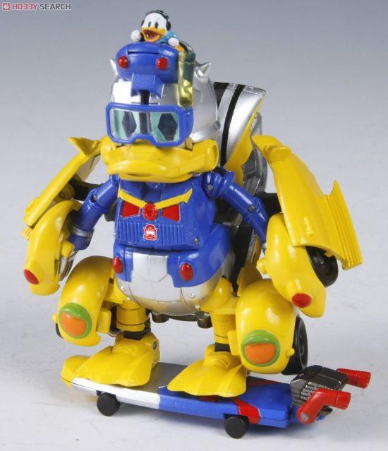 donald duck transformer