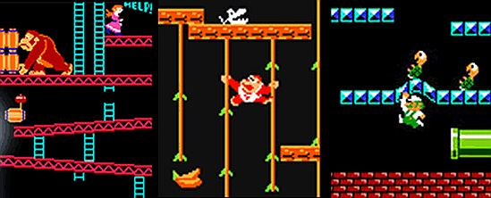 full version of donkey kong game
