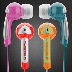 fashionable earphones