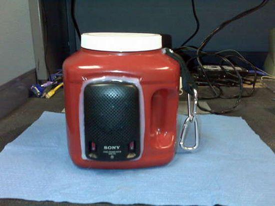 floating waterproof speakers