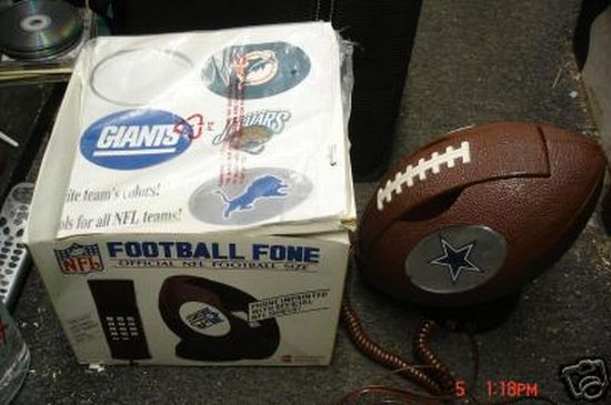 football fone on ebay