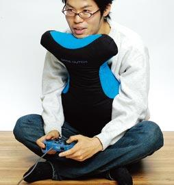 gaming pillow
