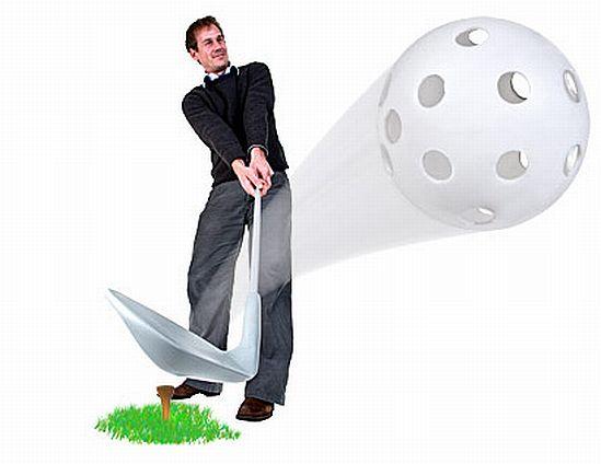 giant lawn golf set