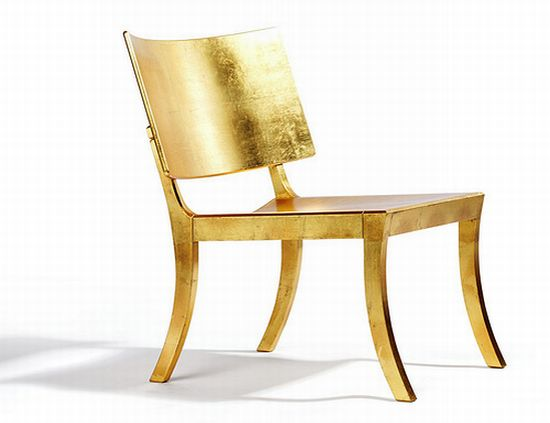 gold chair lxdK9 6648