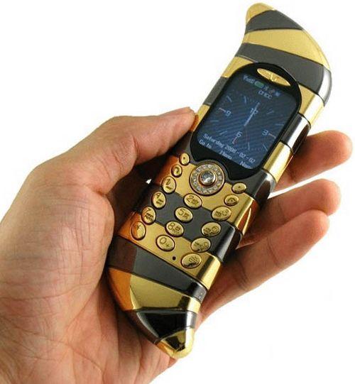 goldvish cell phone