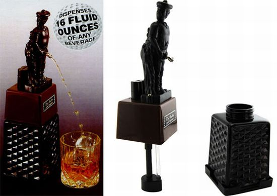 golf pro whizzer liquor dispenser