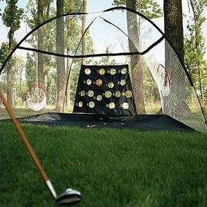 Backyard Driving Range own a private golf course with the new portable driving range