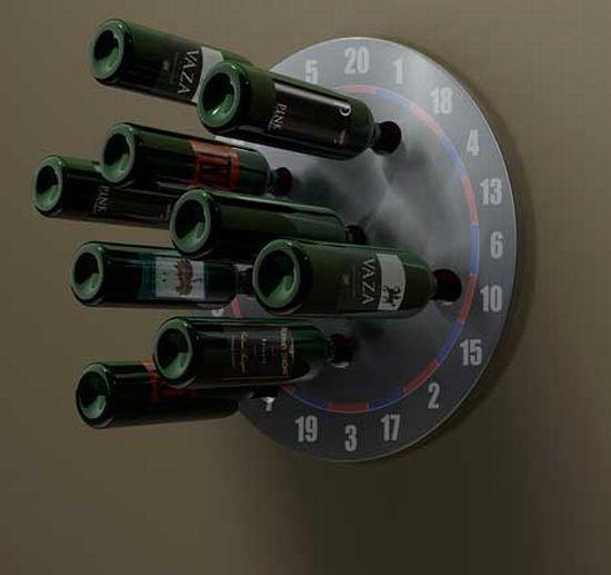 gottacha wine rack Zl32e 6648