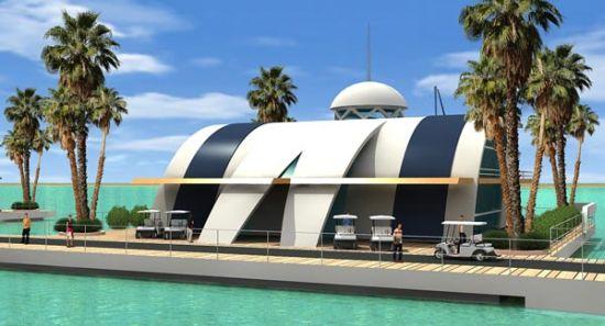 grand opera houseboat  2
