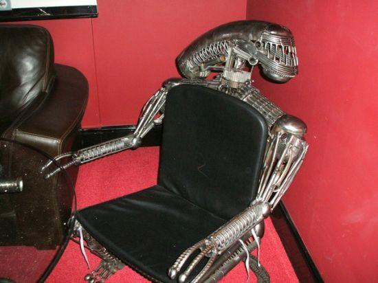 high back alien chair 2 48 l4Y5C 48