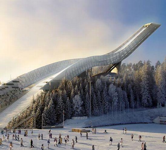 holmenkollen ski jump o8r1d 6648