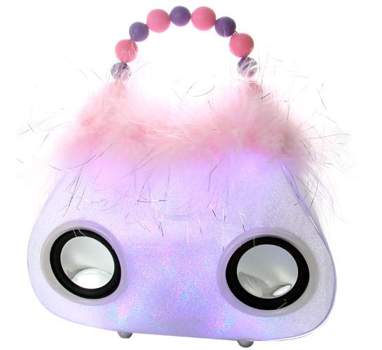 i lit pinky color changing speakers b1fsp 6648