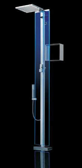 ice light shower