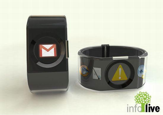 info live bracelet