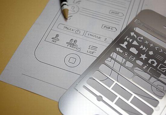 iphone stencil kit 2