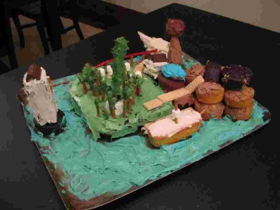 island birthday cake I1BSt 59