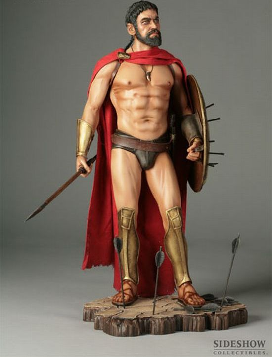 king leonidas figure PKCO8 5965