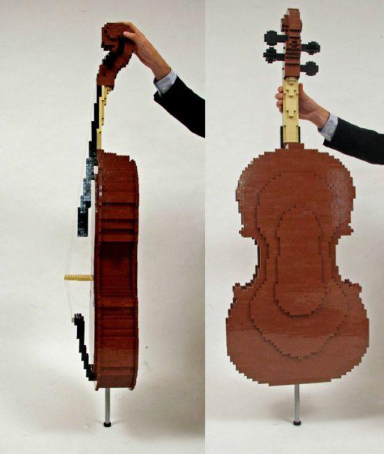 lego guitar 1