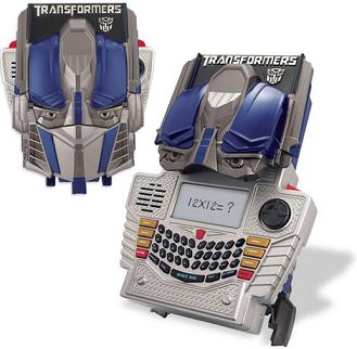 let optimus prime show you the way to maths