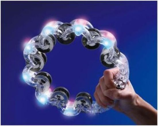 light up tambourine 7767 J3Kzt 1333