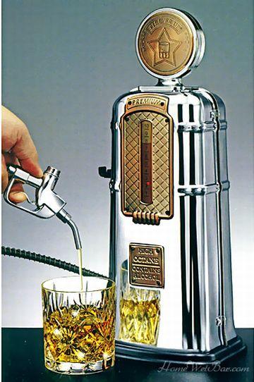 liquor gaspump
